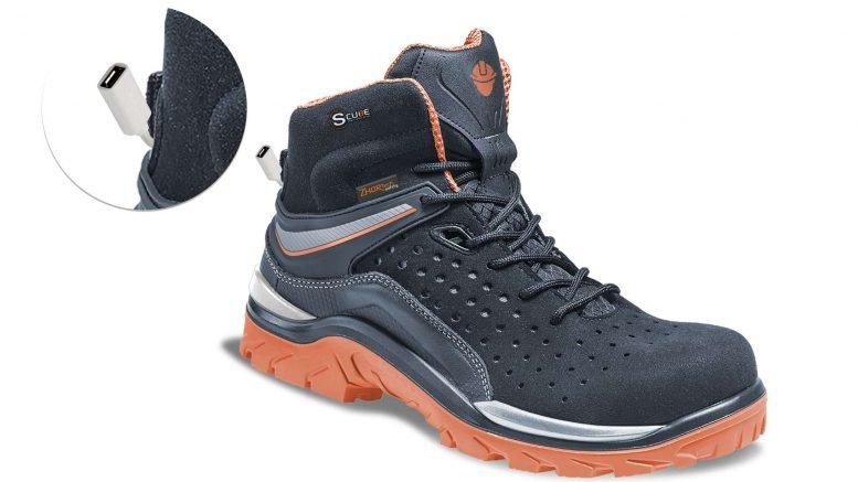 Digitsole Smart Safety Shoe