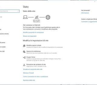 Come trovare la chiave di sicurezza Wi-Fi in Windows 10 config 1