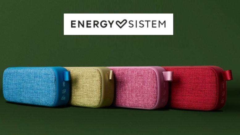 Energy Sistem Fabric Box 3+ Trend