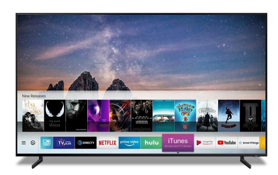 Smart TV Samsung 2019 AirPlay2