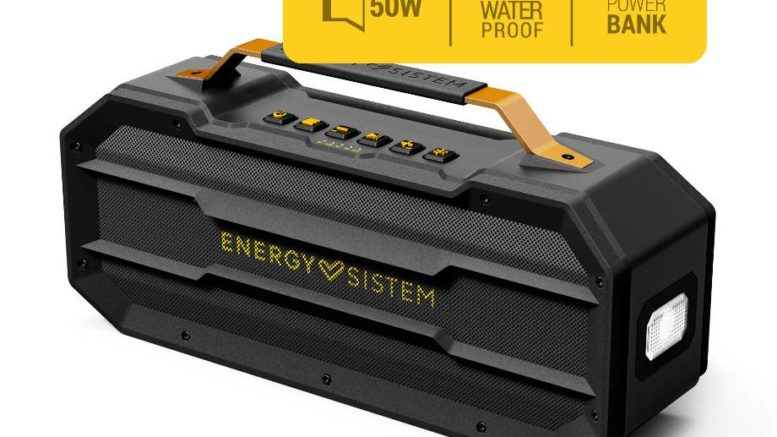 Energy Sistem Outdoor Box Street