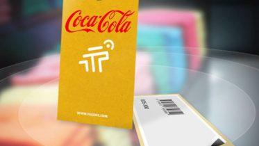 Tageos coca-cola
