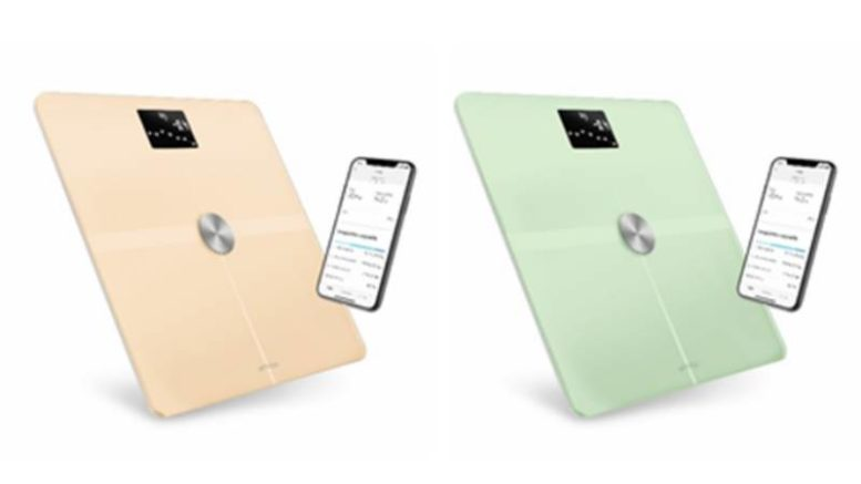 Withings Body+ Pastel Sand