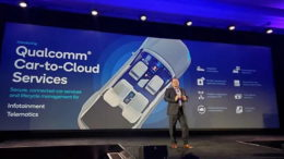 Qualcomm Car to cloud services