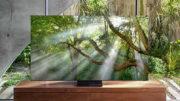 Samsung Zero Bezel TV
