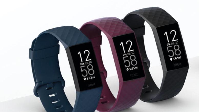 Fitbit Charge 4 Bedienungsanleitung